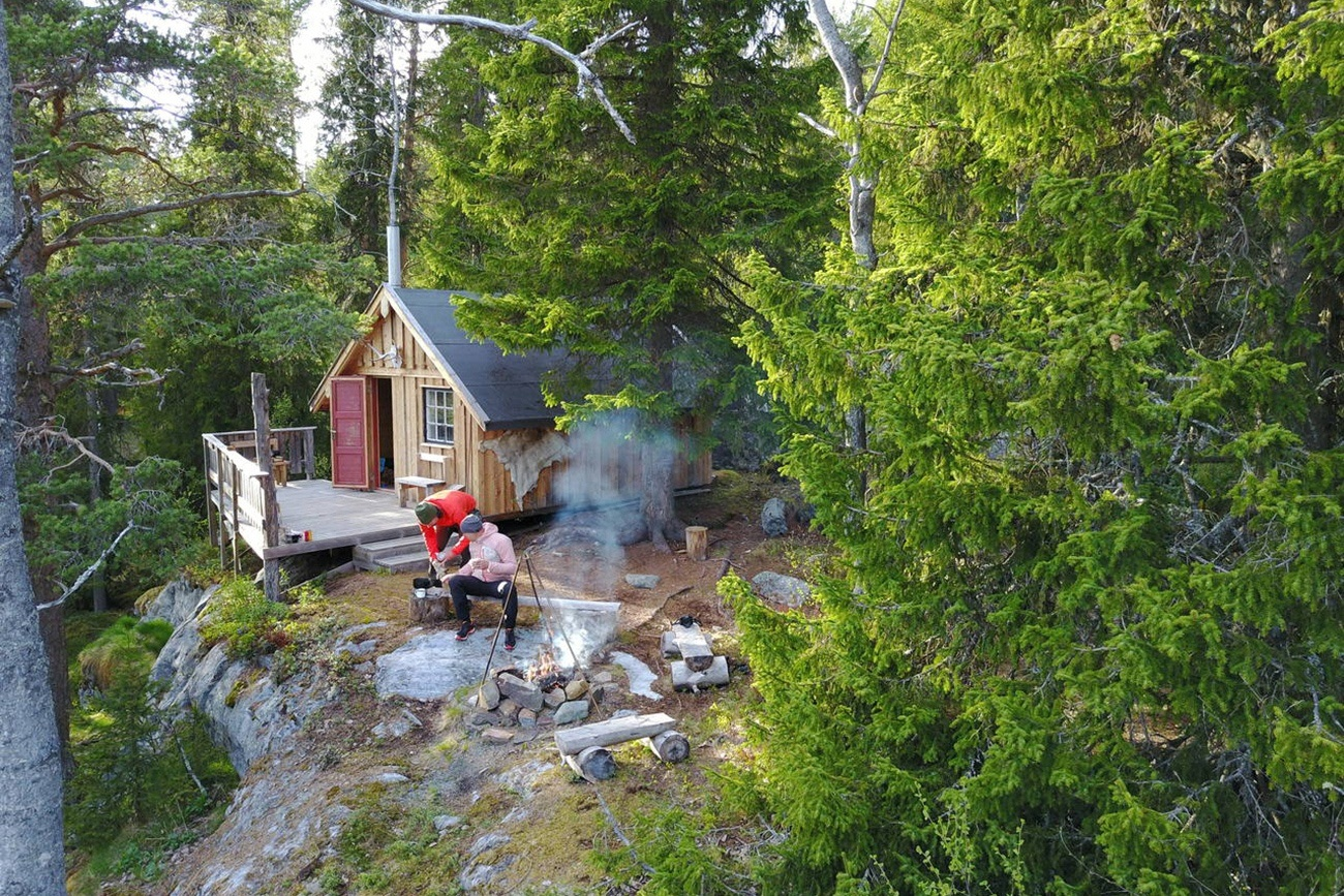 Wilderness Accommodation Experience