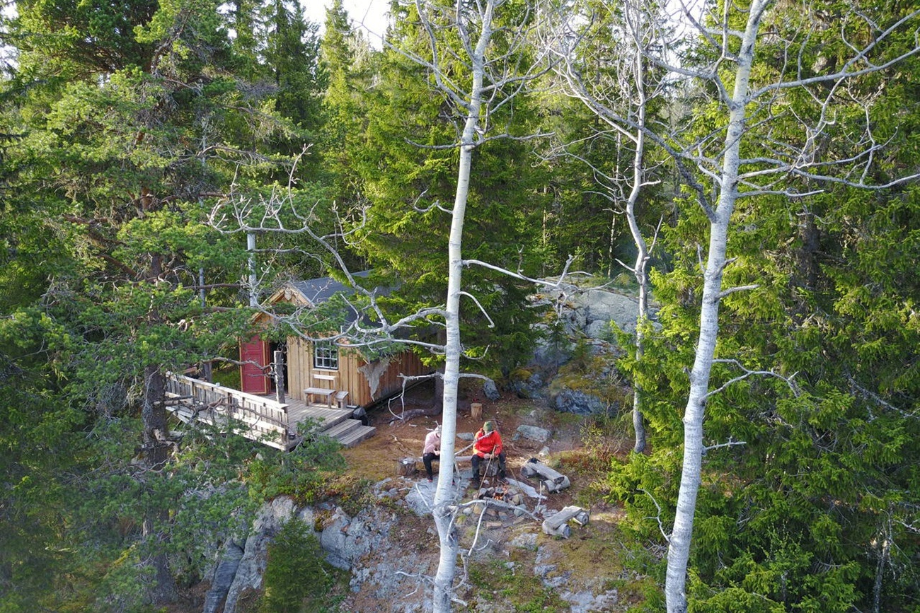Wilderness Accommodation Experience 5