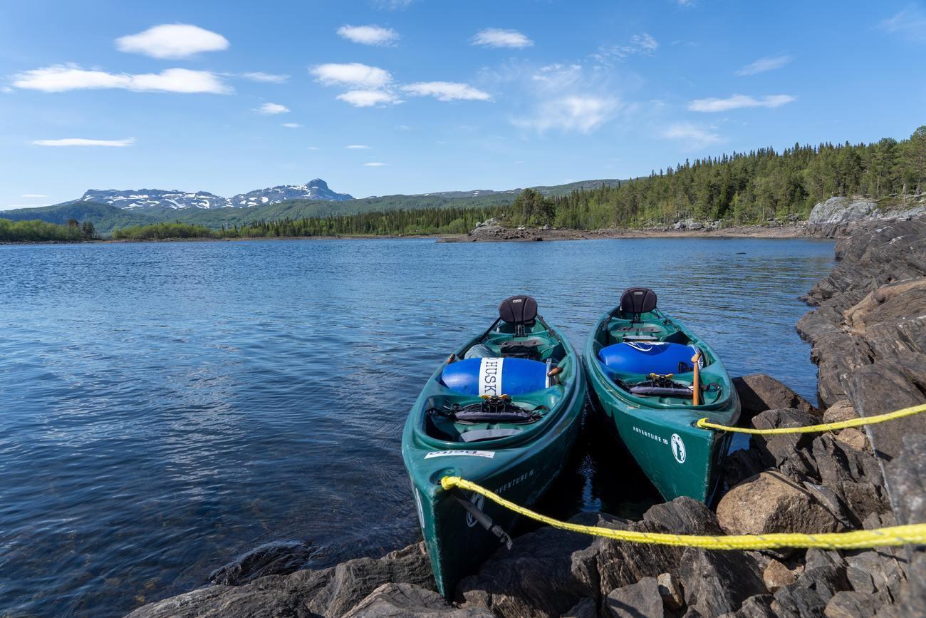 Canoe Beito | Beito Husky Tours