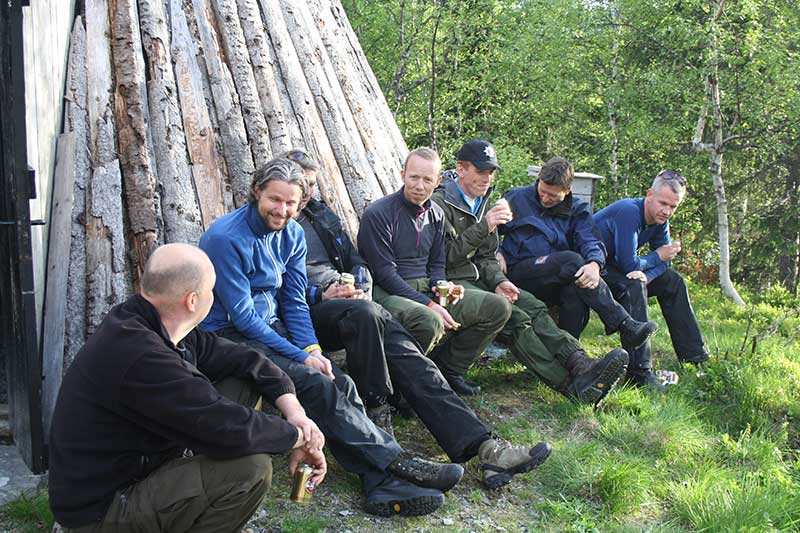 teambuilder activities tailor made in Norway